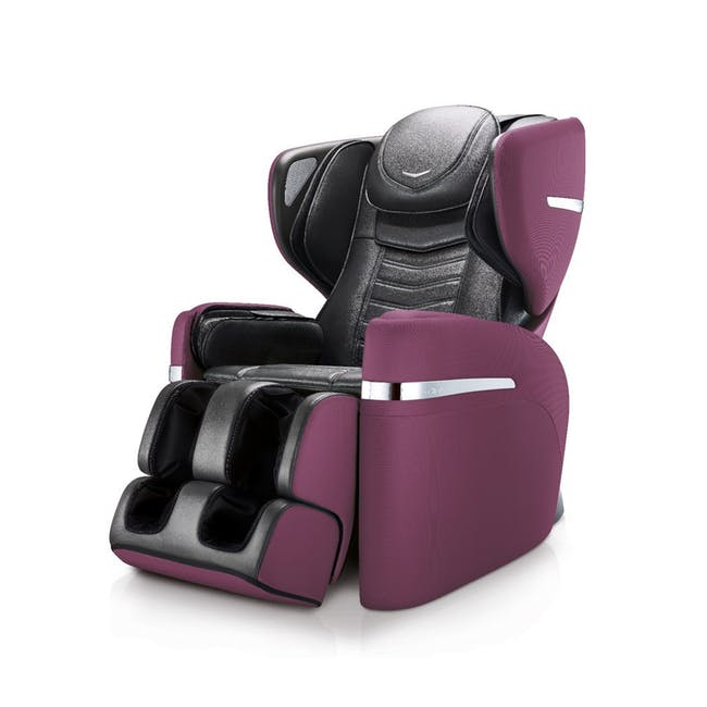 OSIM uDivine V Massage Chair - Burgundy - 0