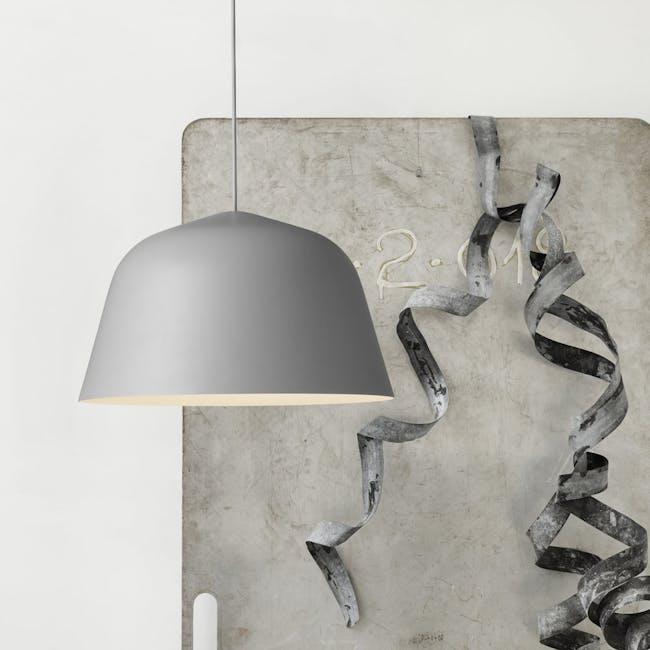 Muuto Ambit Pendant Lamp - Grey - 2