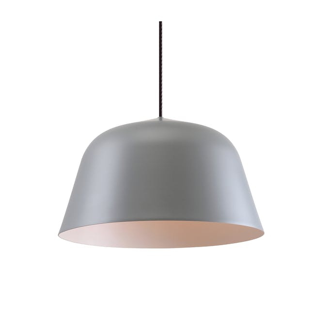 Muuto Ambit Pendant Lamp - Grey - 1