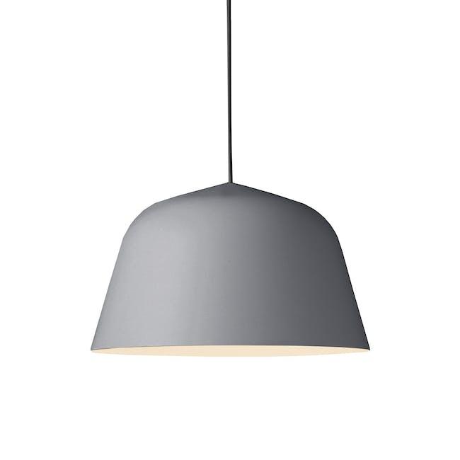 Muuto Ambit Pendant Lamp - Grey - 0