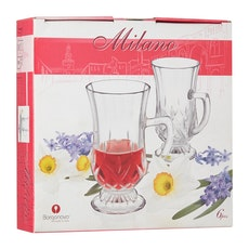 Milano Footed Mug 12 cl (6 pcs)