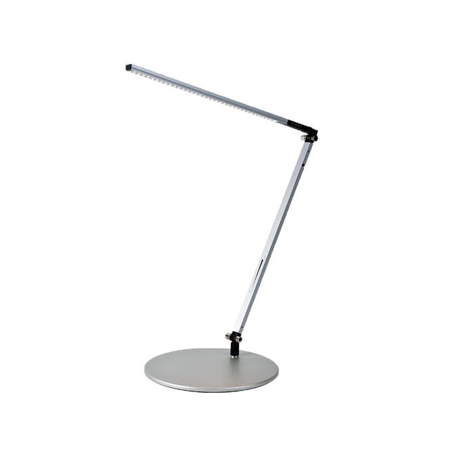 Koncept Z-Bar Solo LED Desk Lamp - Silver - 2