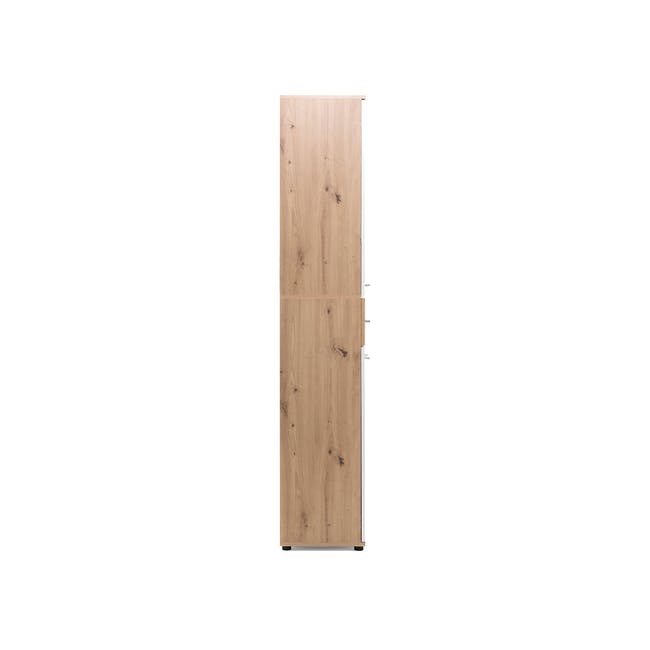(As-is) Verona Tall Shoe Cabinet - 1 - 11