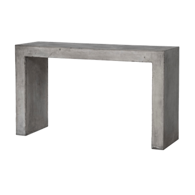 Ryland Concrete Console Table - Image 1