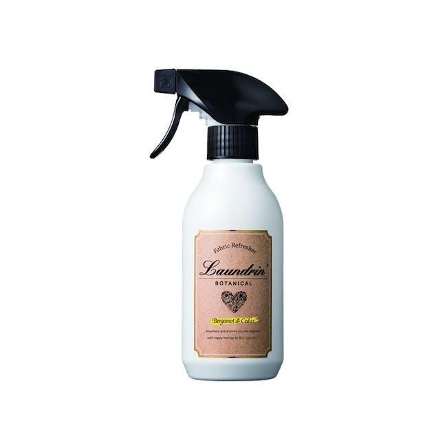 Laundrin Botanical Fabric Refresher 300ml - Bergamot & Cedar (99.9% Anti-bacterial) - 0