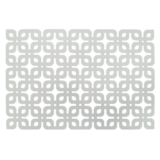 BALKAN Placemat - White - 0