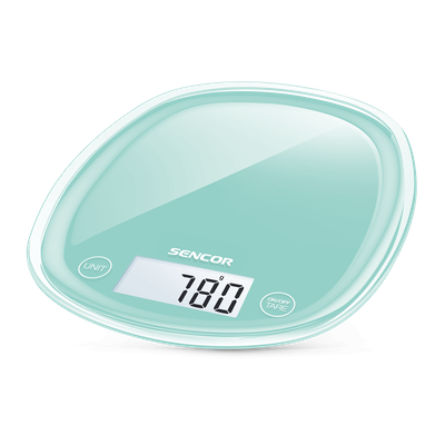SENCOR Pastels Kitchen Scale - Mint - Image 1