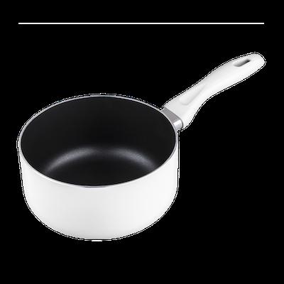 Lamart MULTICOLOR Sauce Pan 18cm - White - Image 1