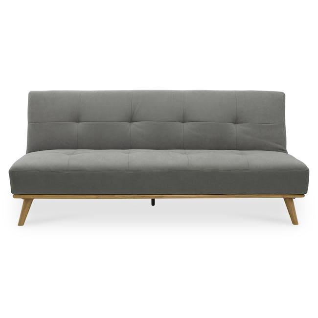 Kori Sofa Bed - Pigeon Grey - 0