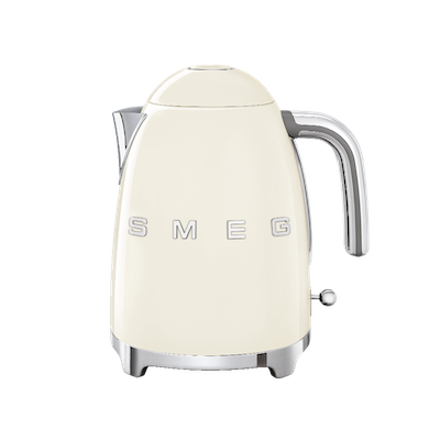 Smeg 1.7L Kettle - Cream - Image 1