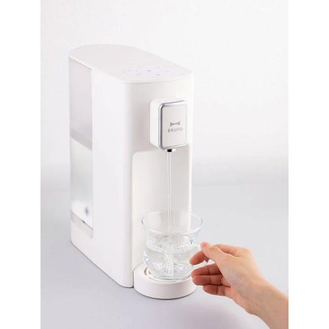 BRUNO Hot Water Dispenser - White - 4