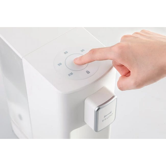 BRUNO Hot Water Dispenser - White - 1
