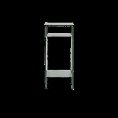 Archer Side Table - Matt Green - Image 2