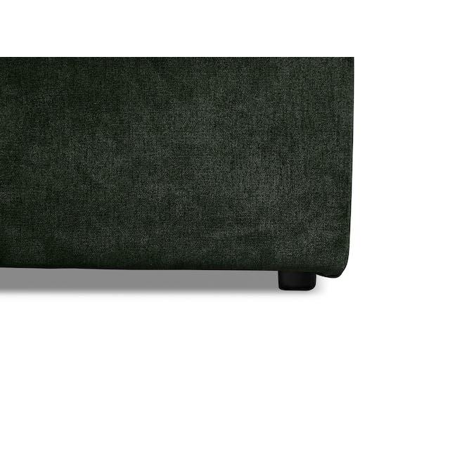 Ashley 3 Seater Lounge Sofa - Olive - 9