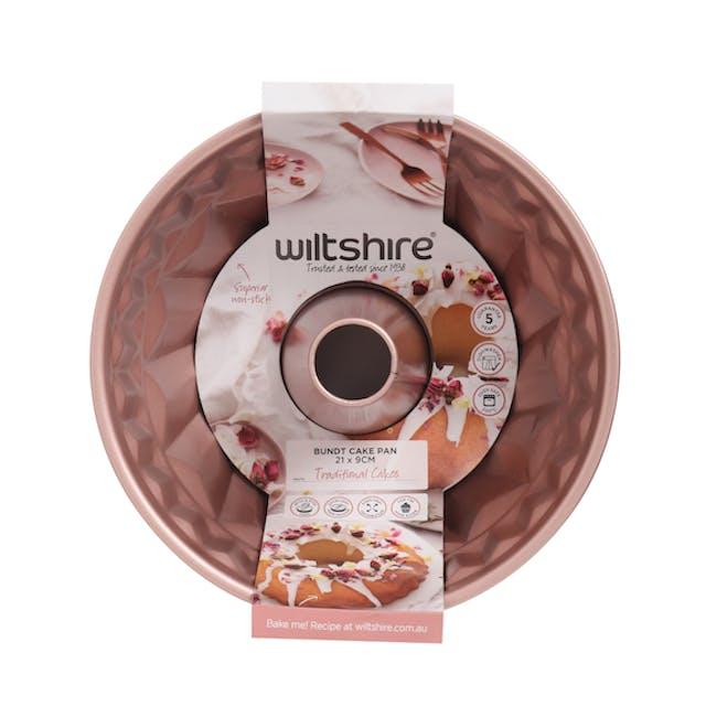 Wiltshire Rose Gold Bundt Pan - 2