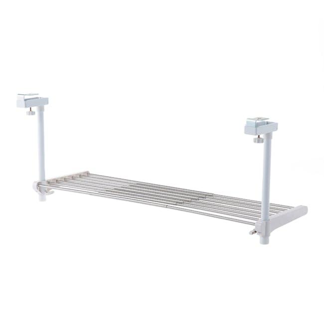HEIAN SingleTier Adjustable Kitchen Hanging Shelf - 1