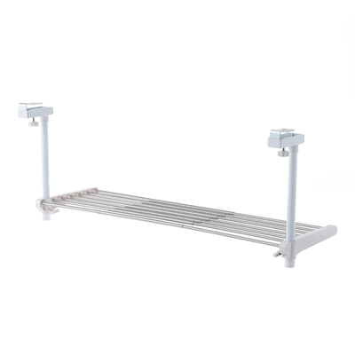 SingleTier Adjustable Kitchen Hanging Shelf - Image 2