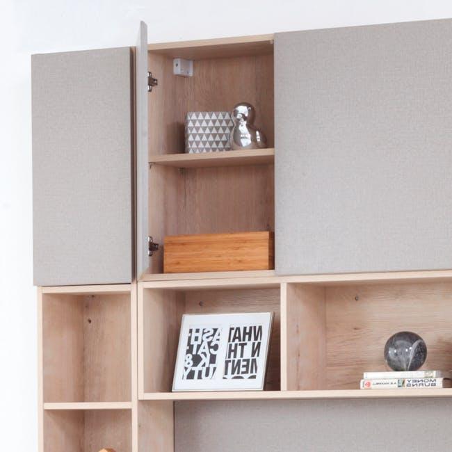 Usher Wall Cabinet 50cm - 1