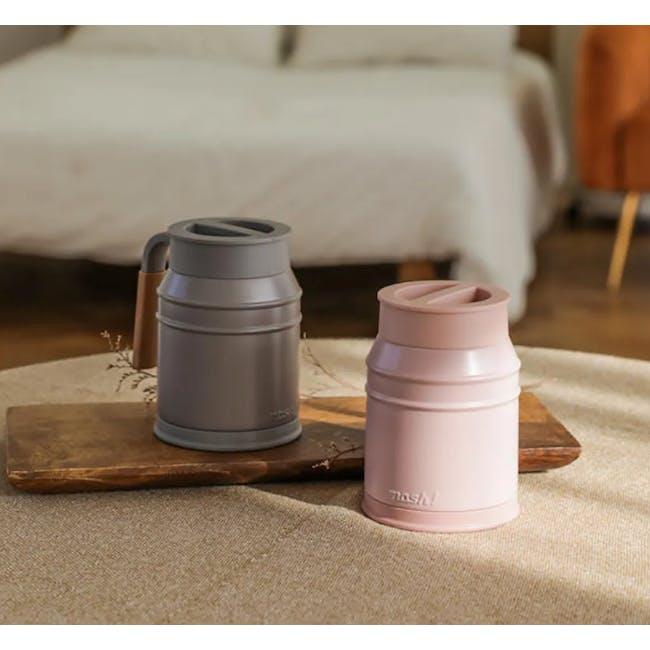 MOSH! Mug cup 400ml - Ivory - 5