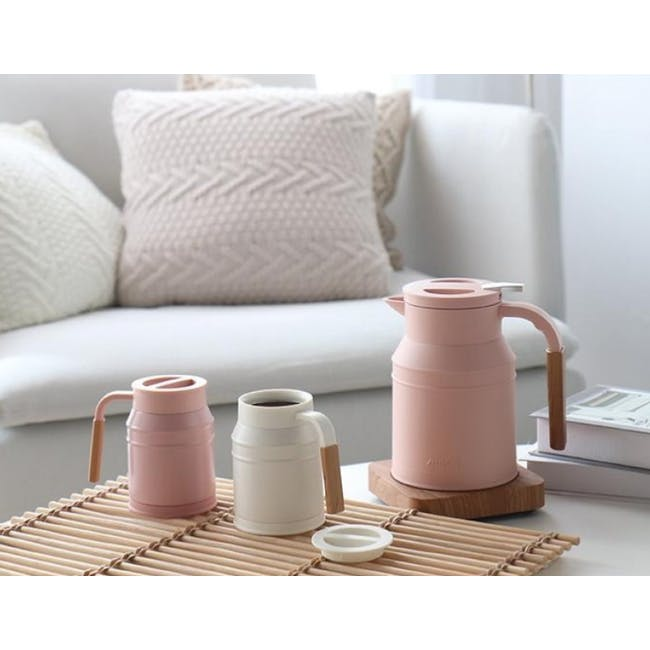 MOSH! Mug cup 400ml - Ivory - 4