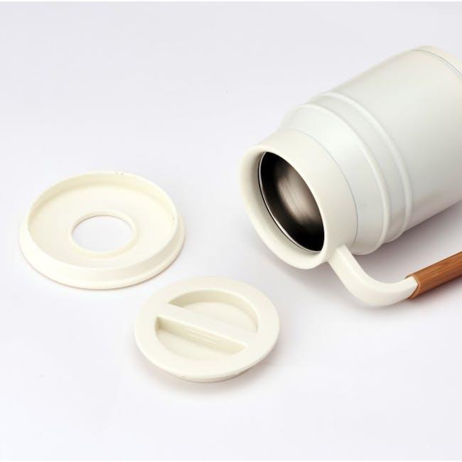 MOSH! Mug cup 400ml - Ivory - 7