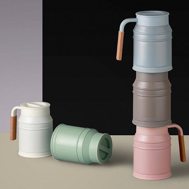 MOSH! Mug cup 400ml - Ivory - 1