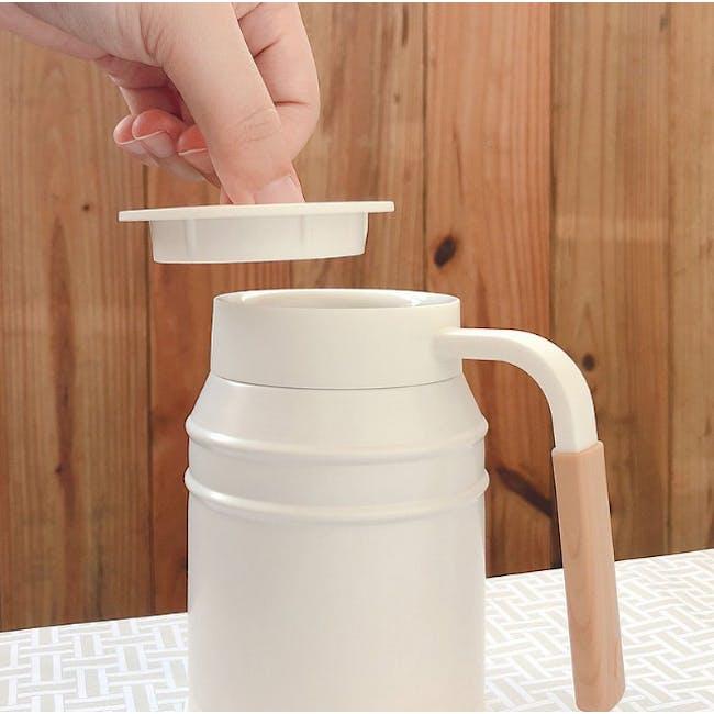MOSH! Mug cup 400ml - Ivory - 6