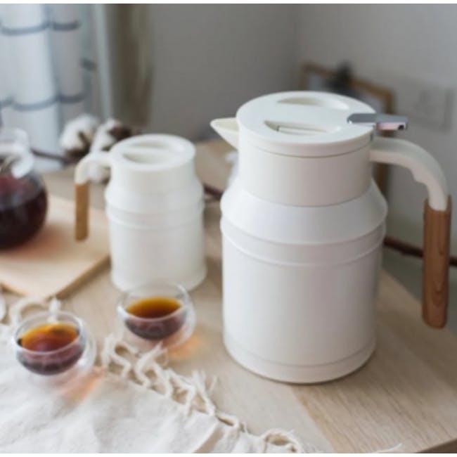 MOSH! Mug cup 400ml - Ivory - 2