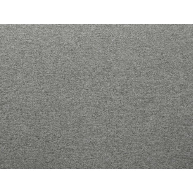 Harold Bench 1m - Natural, Dolphin Grey - 4