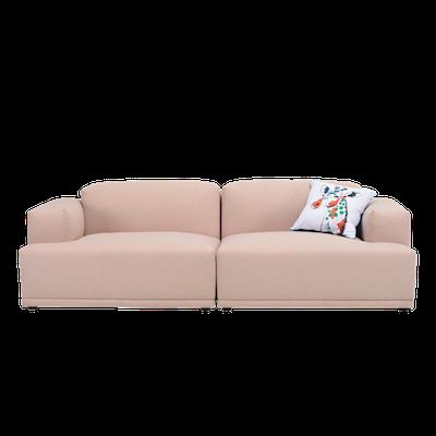 Flex 3 Seater Sofa - Champagne - Image 1