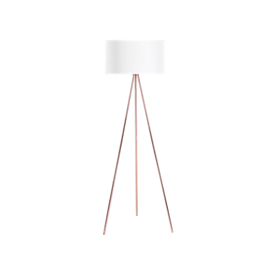 (As-is) Isabella Floor Lamp - Copper - 3 - Image 1