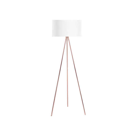 13da59d64b50 Lights by HipVan   Isabella Floor Lamp - Copper