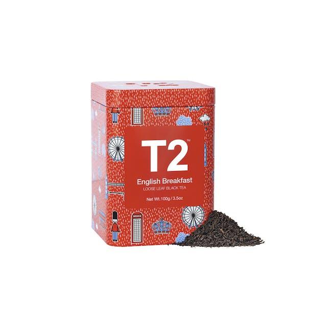 T2 Icon Tins - English Breakfast (2 Options) - 1