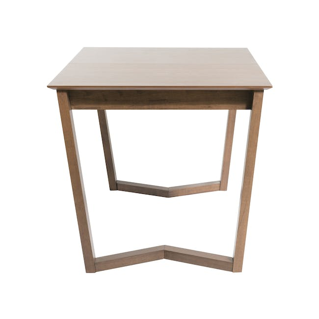 Meera Extendable Dining Table 1.6m - Cocoa - 15