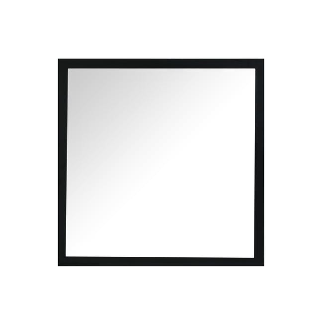Dakota Wall Mirror 100 x 100 cm - 0