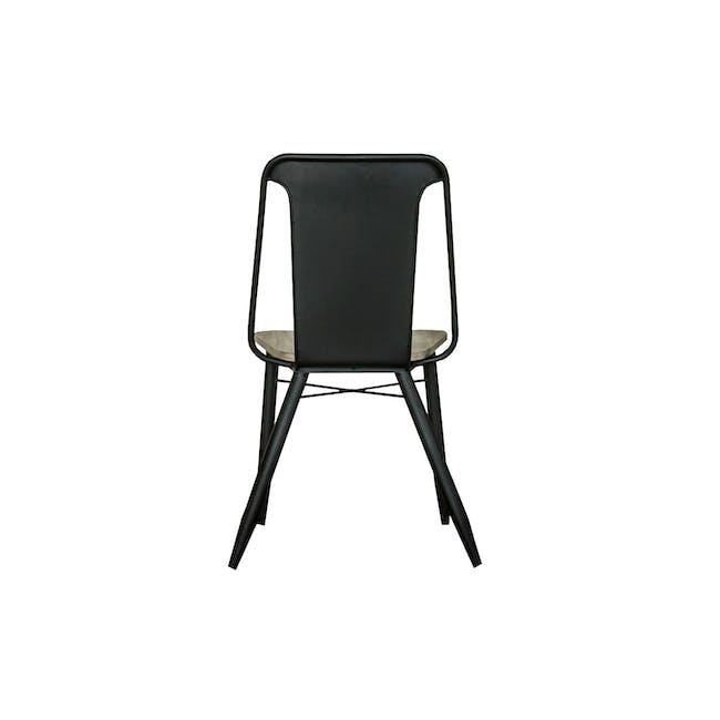 Starck Dining Chair - 3