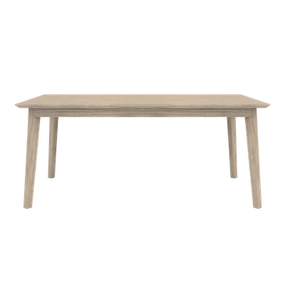 Leland Dining Table 1.8m with Leland Cushioned Bench 1.5m and 2 Leland Dining Chairs - Image 2