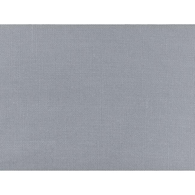 Luscious Cloud 3 Seater Sofa - Light Grey (Fabric), Down Feathers - 7