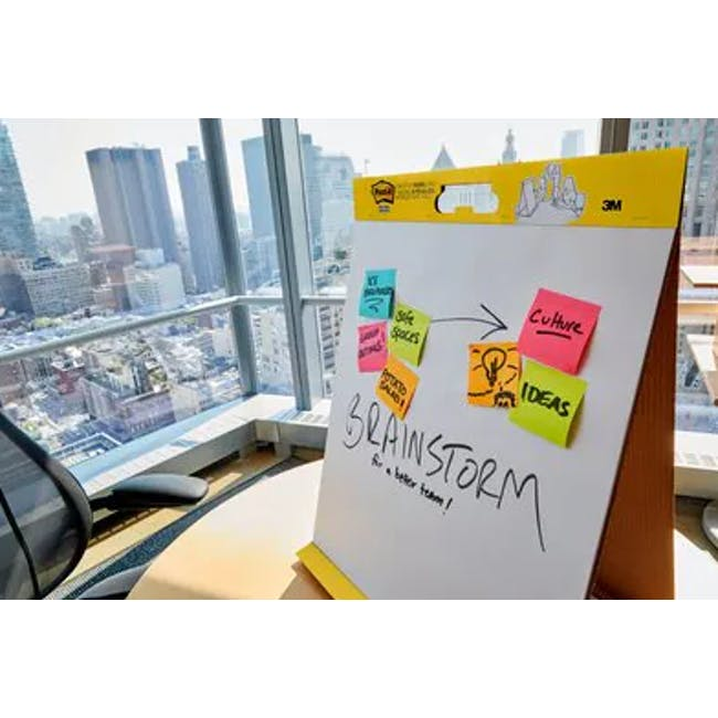 Post-it® Super Sticky Table Top Easel Pad Lined - 1