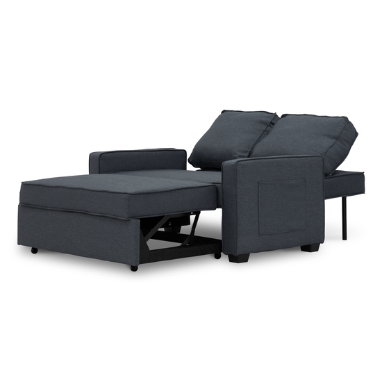 Sofa Beds - MLM - Arturo 2 Seater Sofa Bed - Anthracite