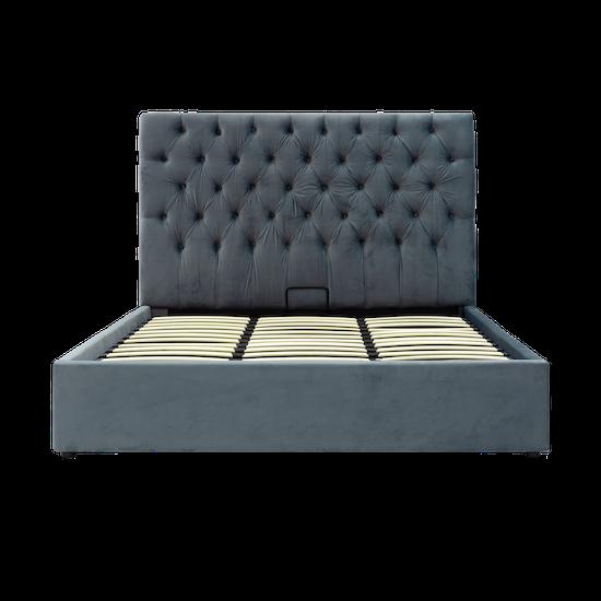 Hipvan Bundles Isabelle Queen Storage Bed With 2 Cadencia Bedside