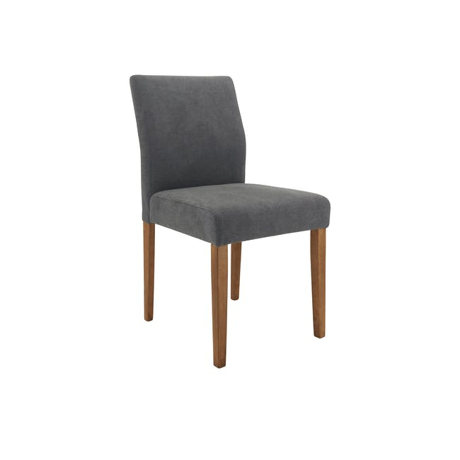 Ladee Dining Chair - Cocoa, Seal - 0