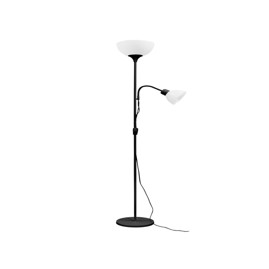 MLM Lighting - OYAKO Floor Lamp - Black