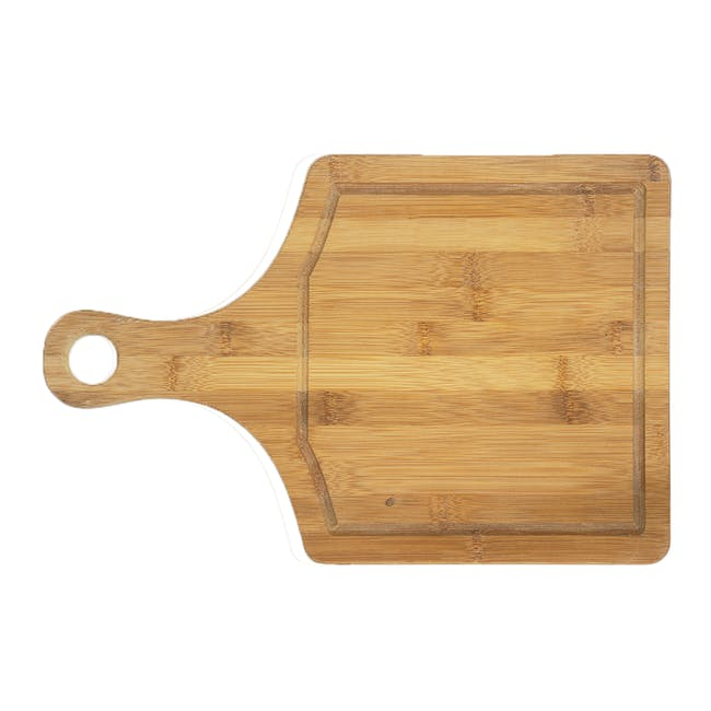 Bamboo Cutting & Serving Board - Large - 0