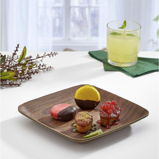 Evelin Square Plate (3 Sizes) - 1
