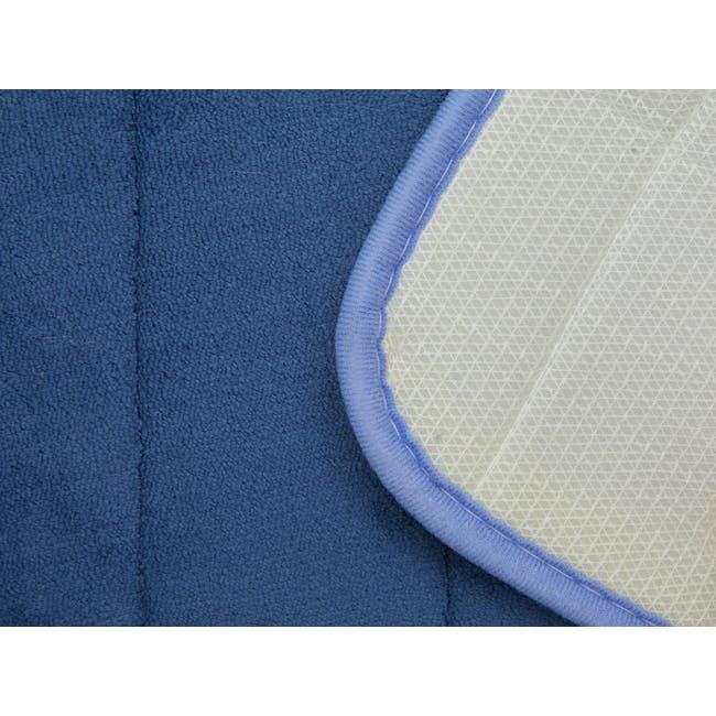 Essentials Memory Foam Floor Mat - Indigo - 3