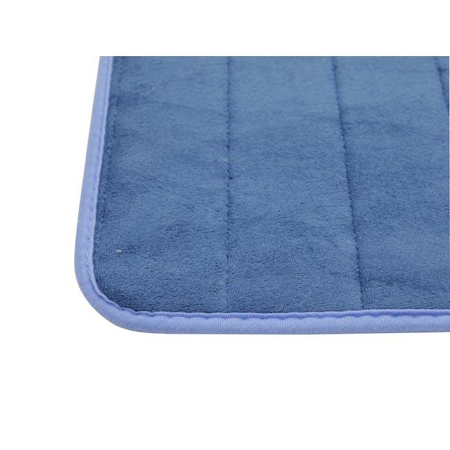 Essentials Memory Foam Floor Mat - Indigo - 2