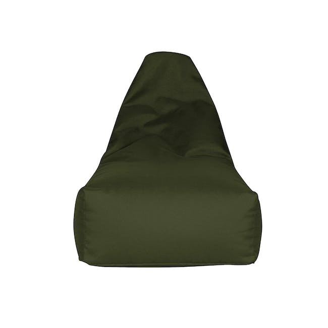Milly Bean Bag - Olive - 2
