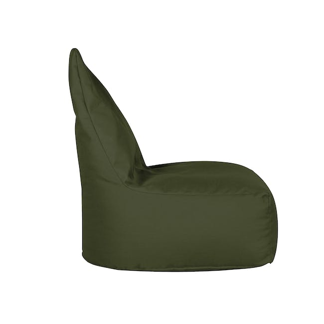 Milly Bean Bag - Olive - 1