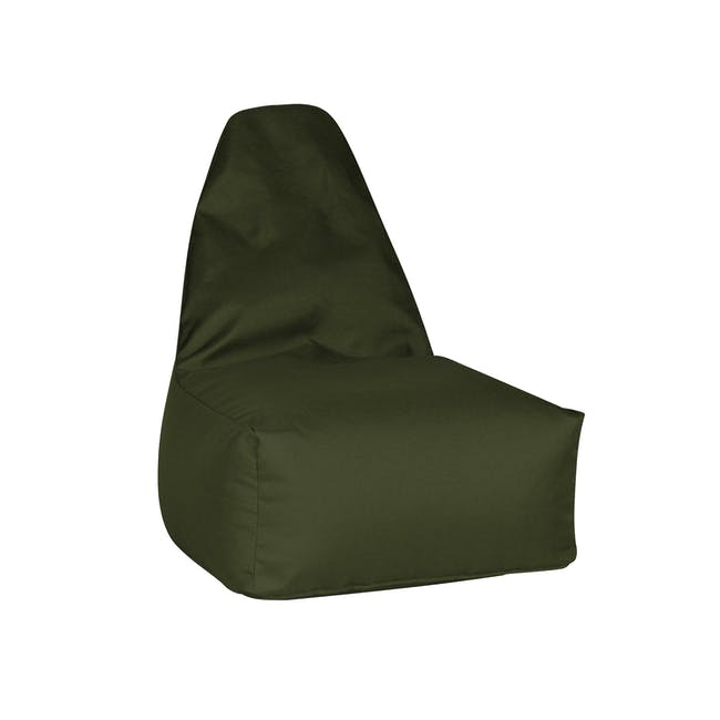 Milly Bean Bag - Olive - 0